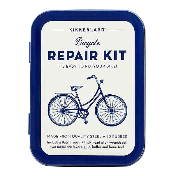 The Bicycle Repair Kit Contains Everything To Fix Those Annoying