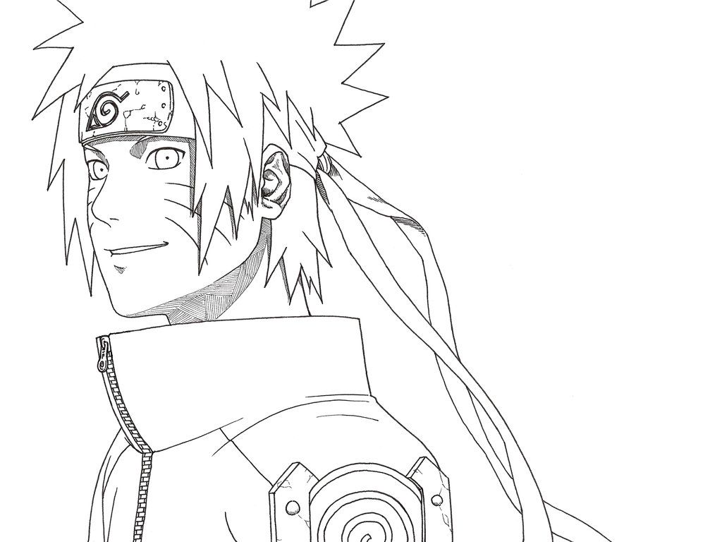Adult Naruto by on deviantART
