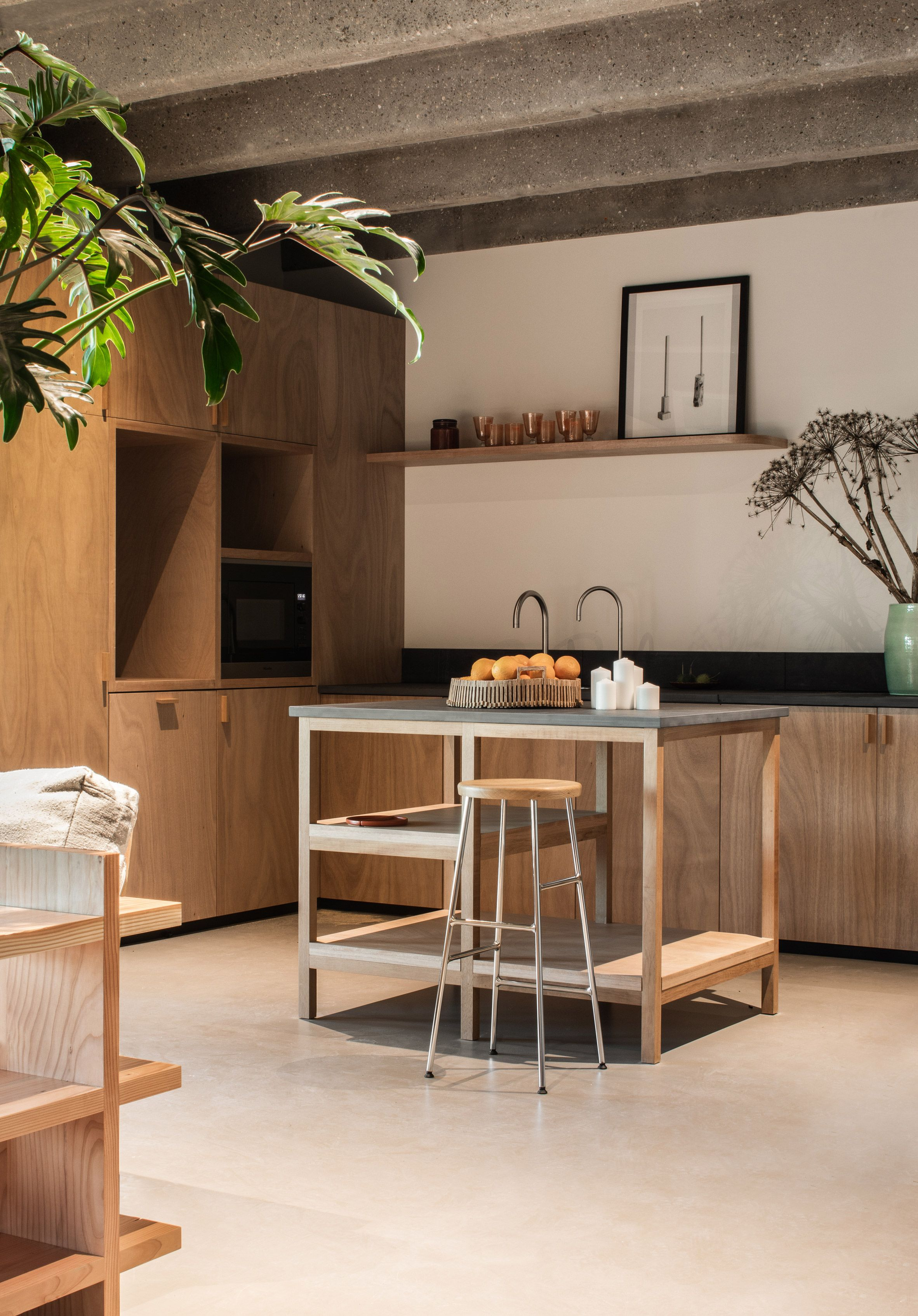 Modernist building in Brussels Fosbury & Sons co