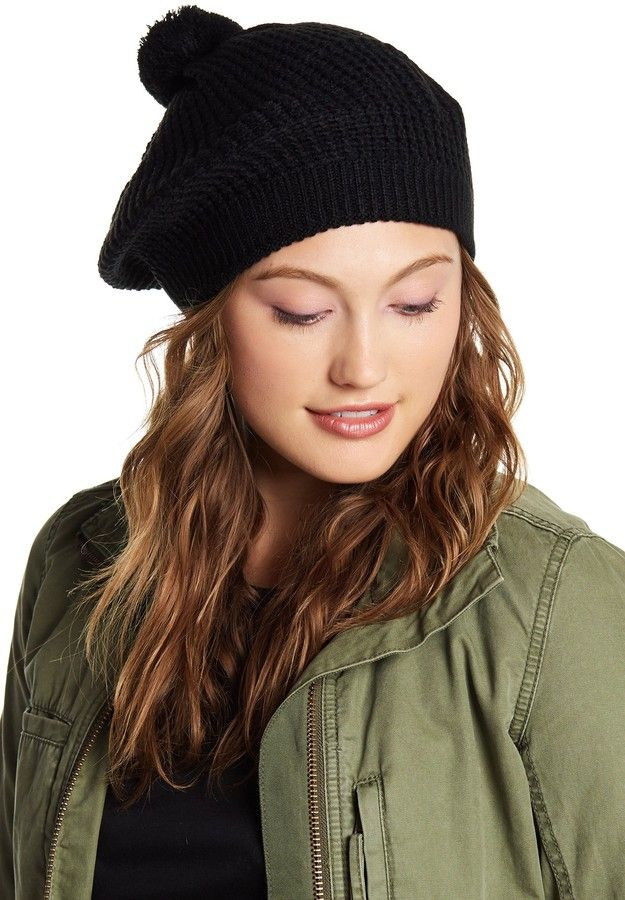 a8ae153a472 Black Affordable Beret Hat  Affordable  Reasonable  Beret  Hat ...