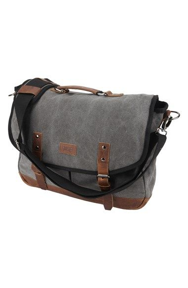 1776b8adf5 Original Penguin Canvas Messenger Bag available at  Nordstrom ...
