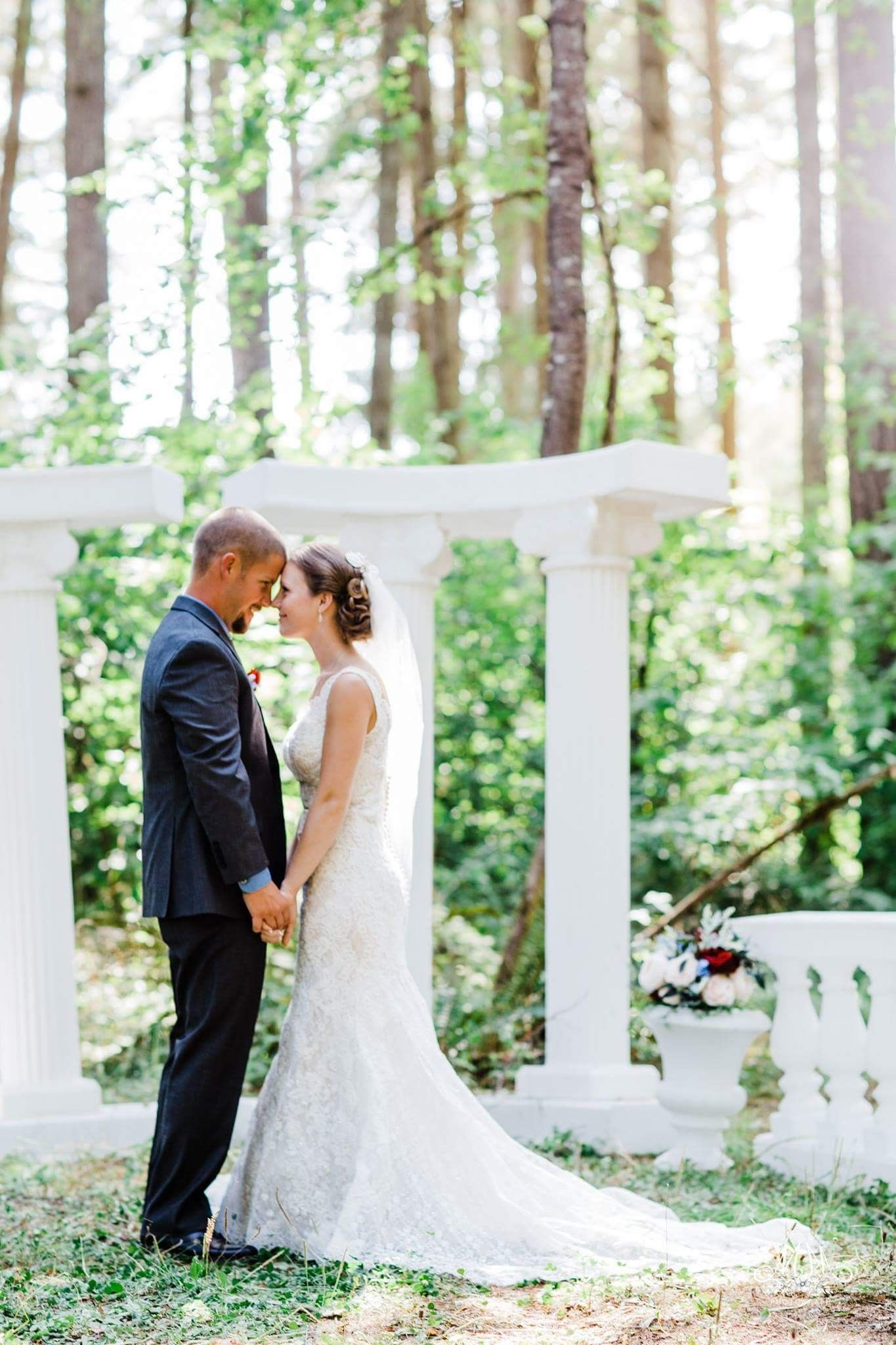 Wedding contests - a trip to a fairy tale