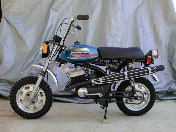 b1e1cd743a1eef127f2a67db460648ed 1971 amf harley davidson 100cc baja i wanted this so bad when i  at bayanpartner.co
