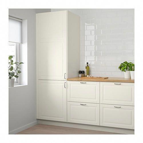 Ikea Kitchen Upper Cabinets: IKEA BODBYN Off-White Door In 2019