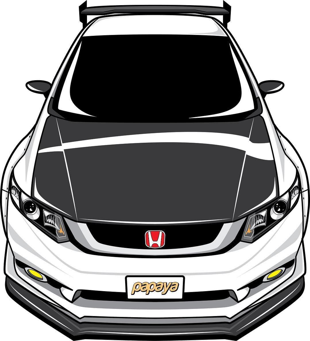 18 Honda Civic Ideas Honda Civic Civic Honda