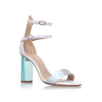 01a77b2f9b7 Izzy Silver High Heel Sandals from Kurt Geiger London