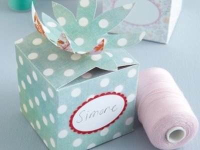 10 Delightful DIY Gift Boxes