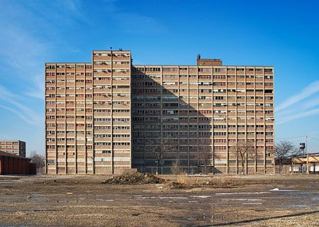 Photo Chicago Public Housing Urban Life Chicago Abandoned Places