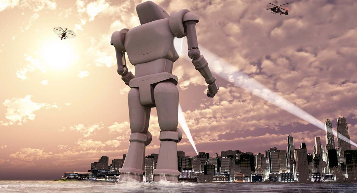 6 Problems A Giant Robot Would Actually Have