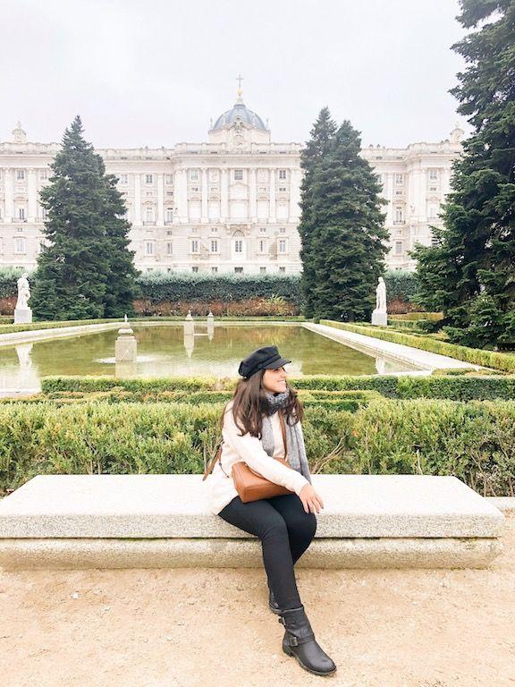 Palácio Real Madrid Madrid Inverno Madrid Espanha Roteiro Madri Madri Espanha Madri Inverno O Que Fazer Em Madri Madr Espanha Madri Madri Ponto Turístico
