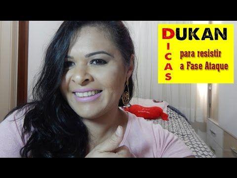 Dieta Dukan -  Dicas e duvidas -   Como resistir a Fase Ataque