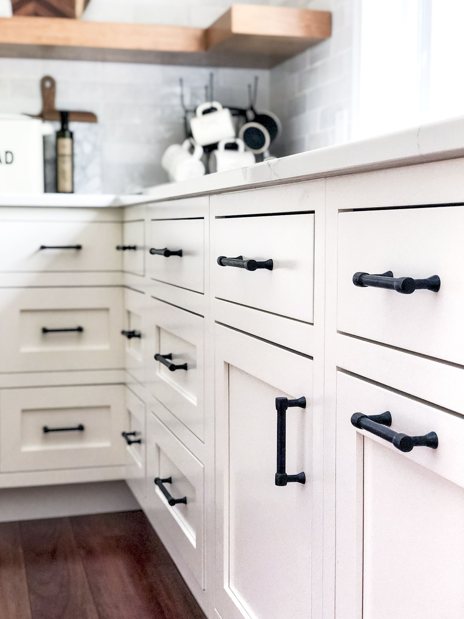 Photo of Designing a Modern Farmhouse Kitchen with a Black Farmhouse Sink | Grace In My Space