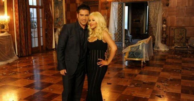 Alejandro Fernandez Y Christina Aguilera Estrenan El Clip Hoy