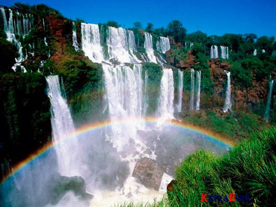 Водопады | Beautiful waterfalls, Waterfall, Nature