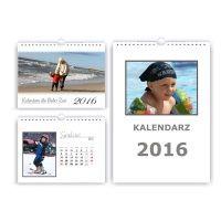 Fotokalendarze z wyrywanymi kartkami to niezwykle praktyczne przedmioty. Warto, by pełniły też funkcję dekoracyjną. W tym celu wybierz fotografię z prywatnego albumu, a my umieścimy ją na zamówionym przez Ciebie kalendarzu! Sprezentuj go sobie lub bliskiej Ci osobie i wywołaj uśmiech na jej twarzy.Wyszukiwanie - Fotodruki