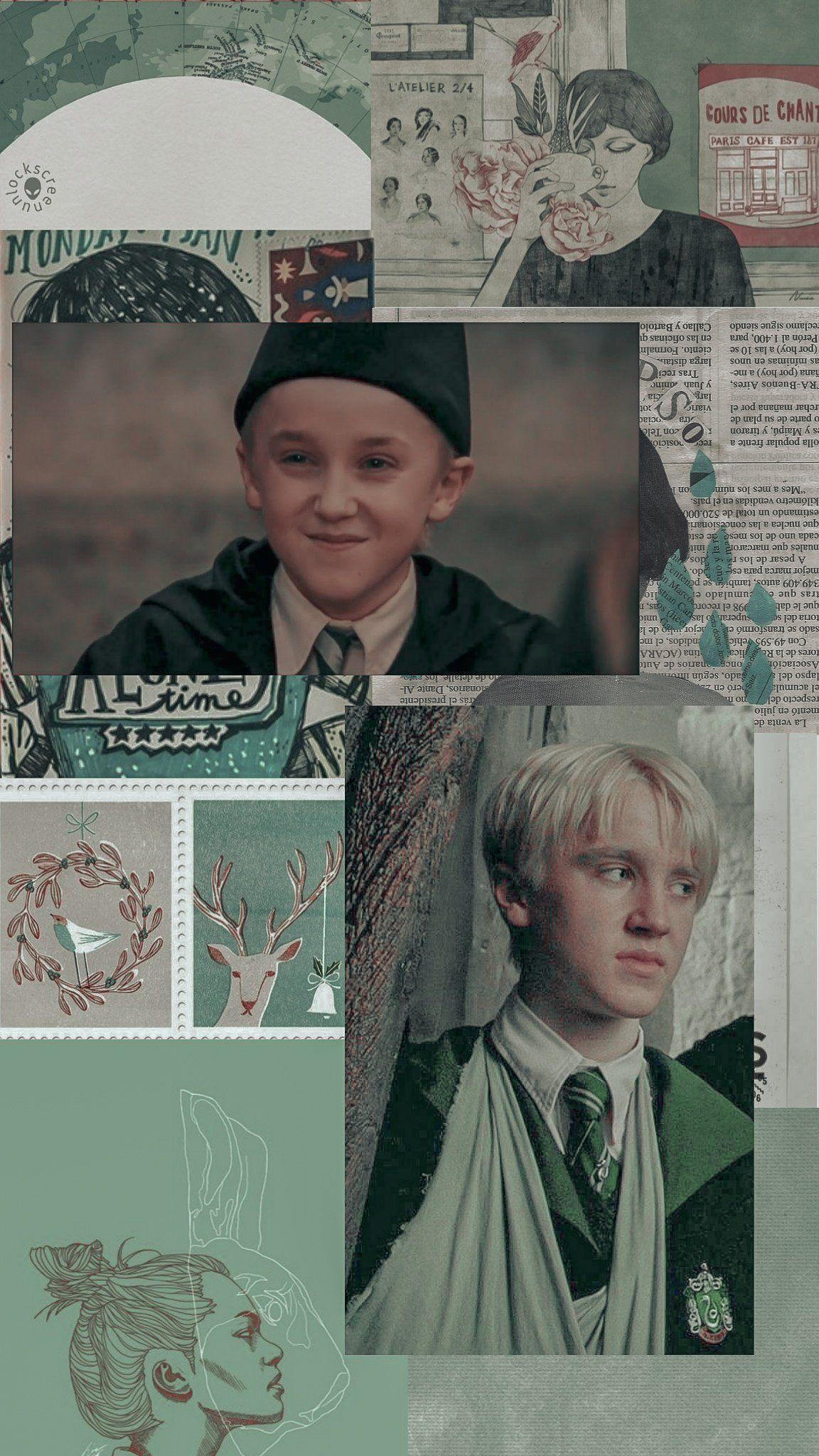 Lockscreen On Sonserina Wallpaper Harry Potter Harry Potter