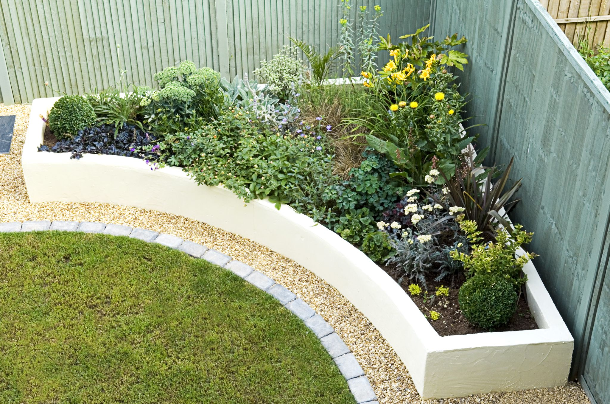 build a raised bed (in pictures)   bbc, plants and magazines