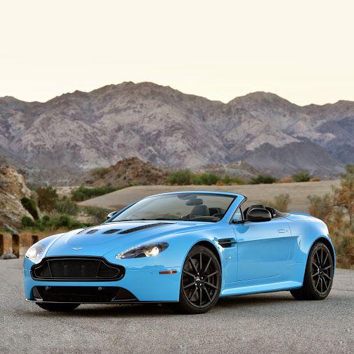 Aston Martin V12 Vantage: Aston Martin Vantage, Aston Martin V12