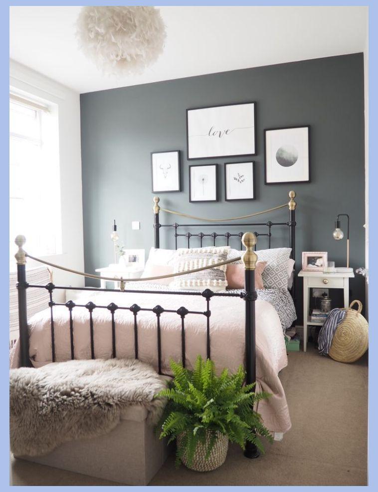 Pink Bedroom Decor Ideas Feature Wall Bedroom Bedroom Decor Home Decor