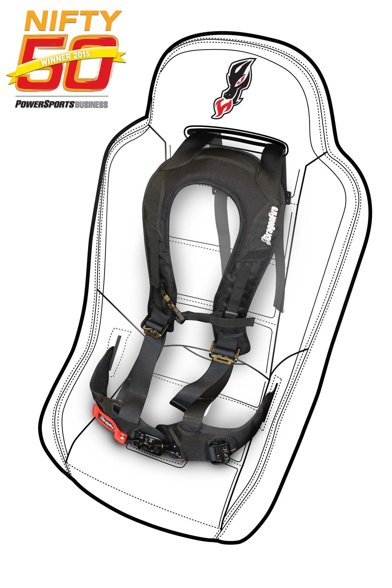 EVO Harness by DragonFire