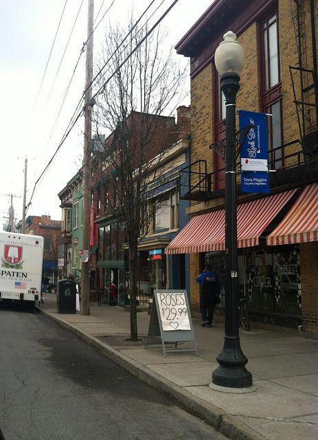 Albany New York, Upstate New York