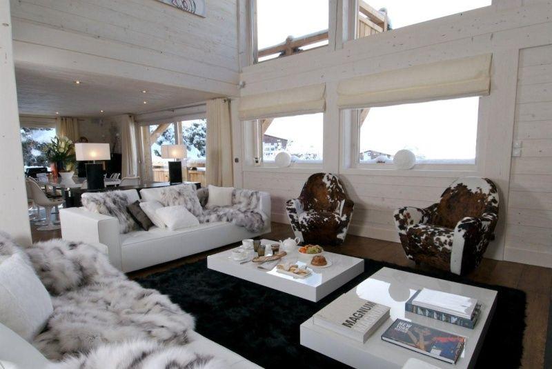 d co fausse fourrure et peaux de b tes pour un hiver cocooning fausse fourrure peau de bete. Black Bedroom Furniture Sets. Home Design Ideas