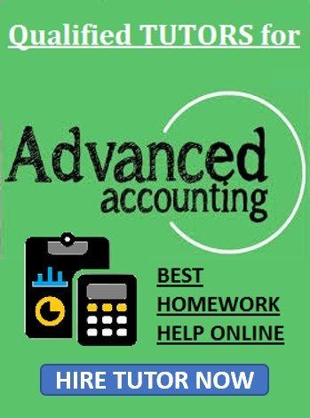 Free financial accounting homework help
