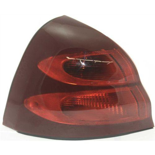 2004 2008 Pontiac Grand Prix Tail Lamp Lh Assembly
