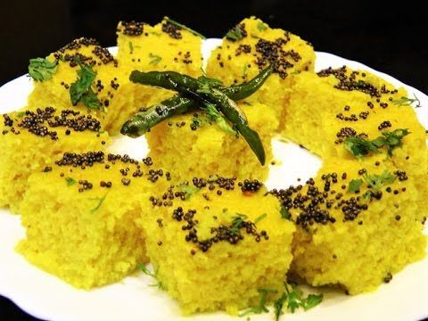 Instant microwave dhokla 5 minute dhokla recipe indian food forumfinder Images