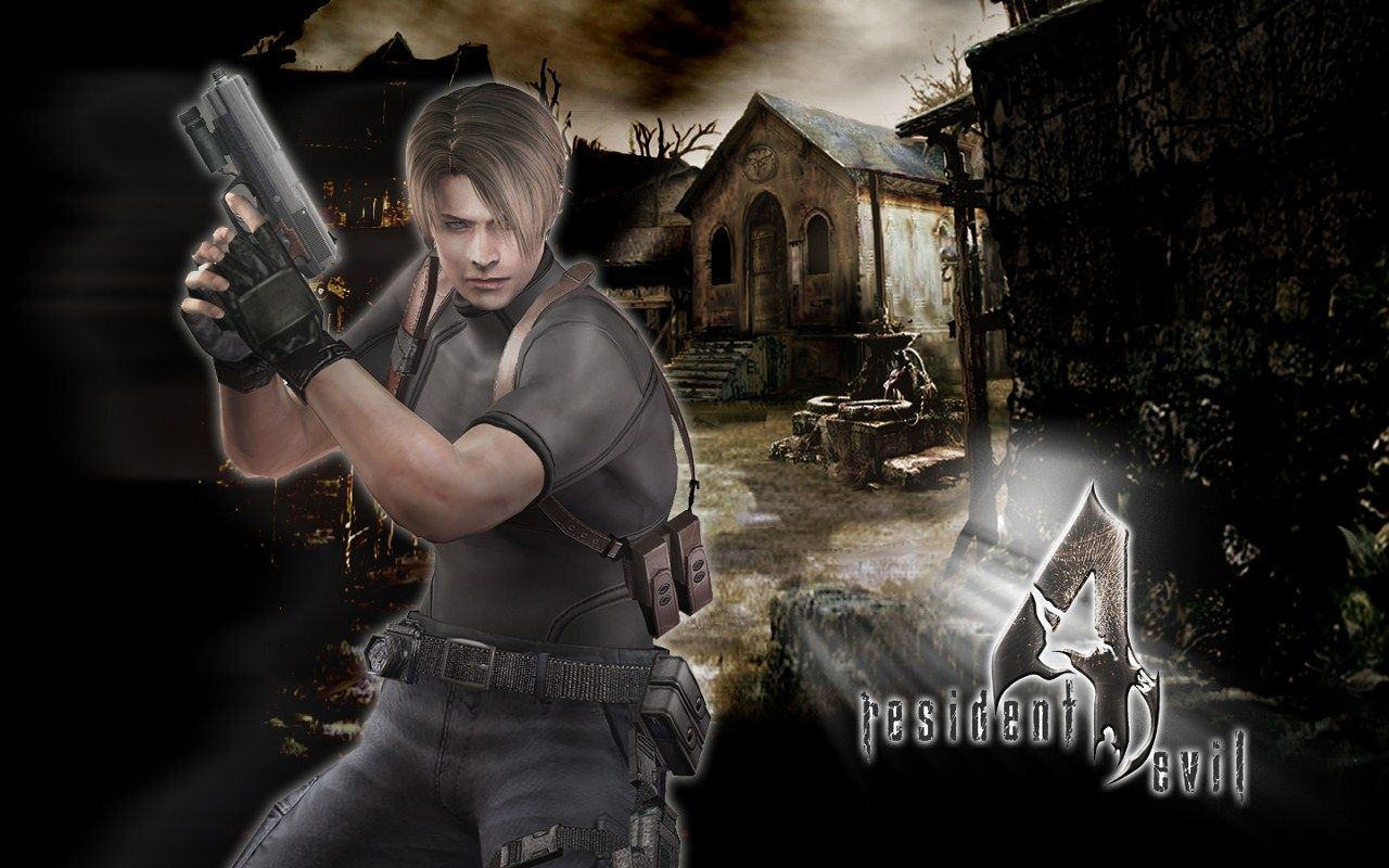 Resident Evil Wallpapers Group with items