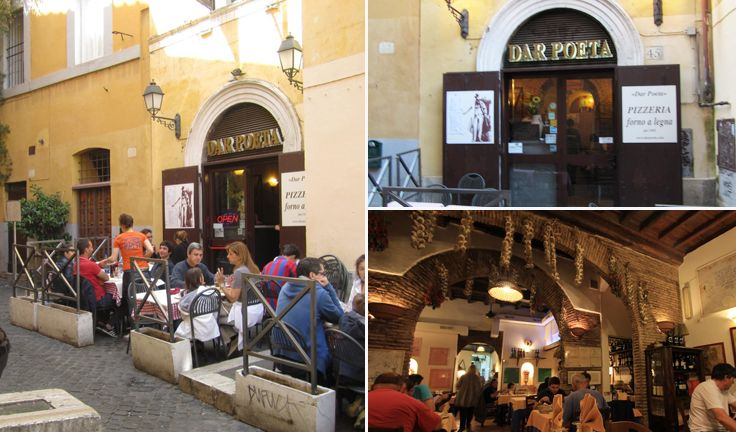 The Best Restaurants In Rome To Visit Favorite Places Spaces - The best places to eat in rome