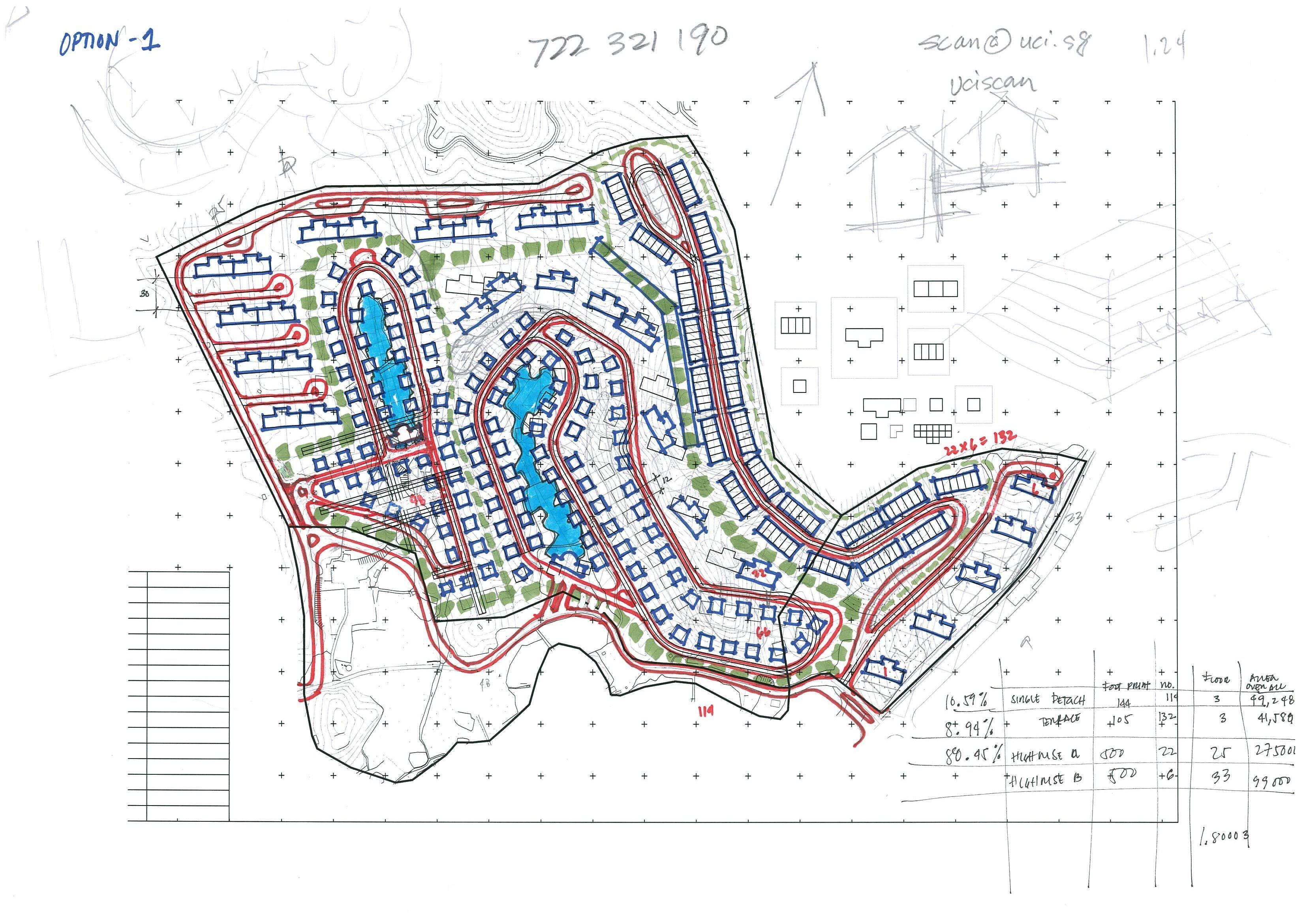Planning Process Preliminary Master Plan Sketch Road Design Master Plan Plan Sketch Road Design