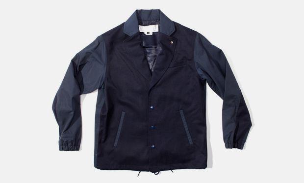 Comme Des Garcons Ganryu Coaches Jacket Jackets Coach Jacket Menswear