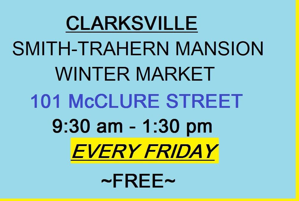 FREE THINGS TO DO IN CLARKSVILLE, TN (totally inexpensive & Fun)  for more info PLEASE SEE HERE: https://www.facebook.com/eve.of.evezbeadz  https://www.facebook.com/pages/Smith-Trahern-Mansion/120275374650556  http://clarksville.bookoo.com/i/45946475