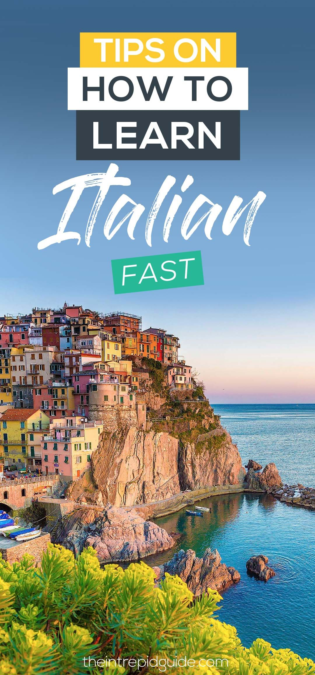 How to Learn Italian FAST in 8 Hours: Pro Tips for Fluency #holidaytrip