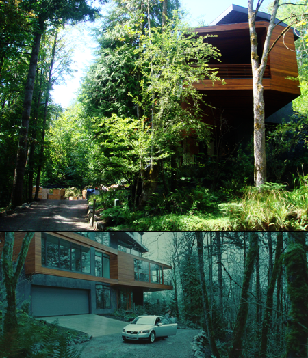 Visiting The Real Filming Locations Of Twilight Twilight House Filming Locations Twilight