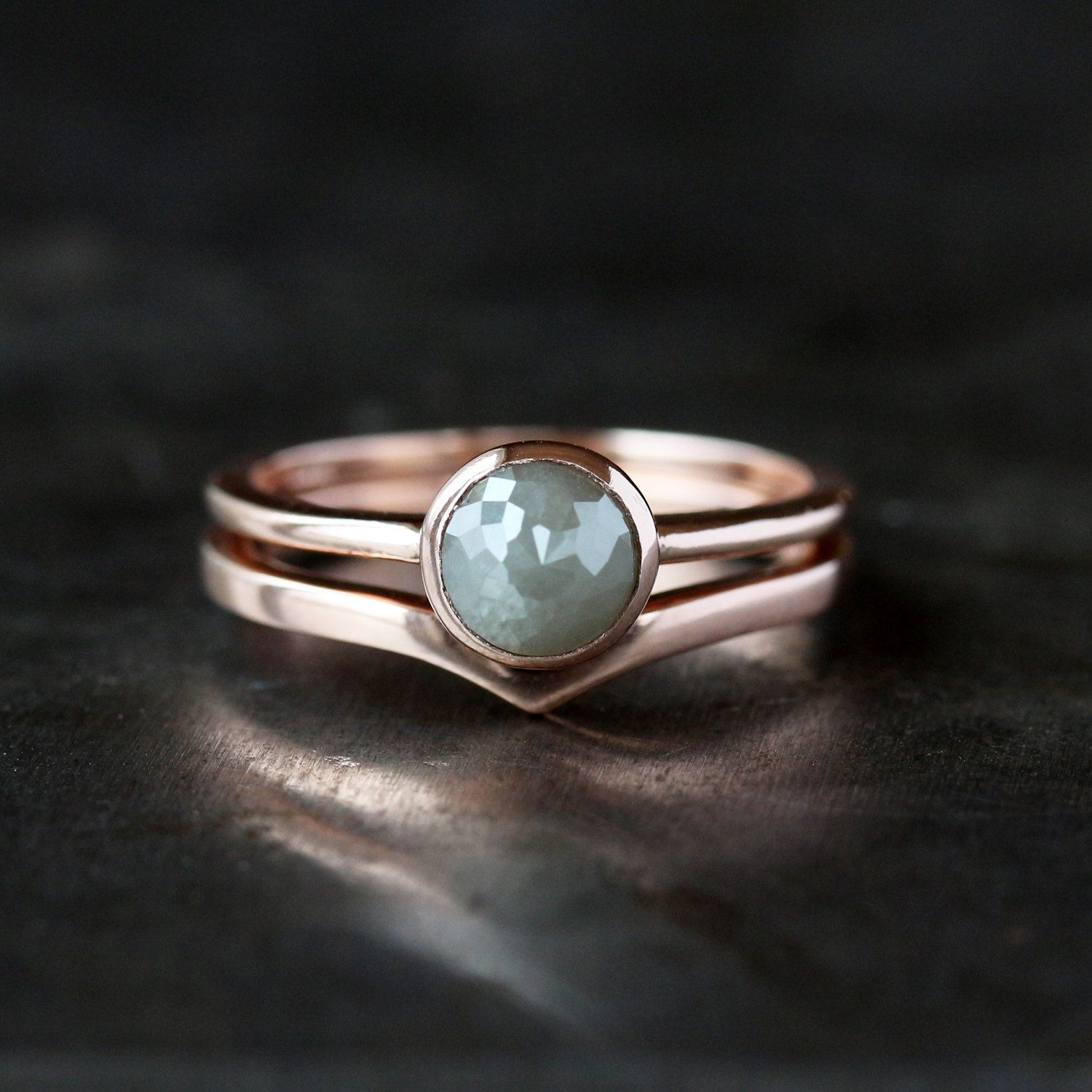 ring nature band contoured naples bands contour copy olivia ewing inspired curved twig wedding
