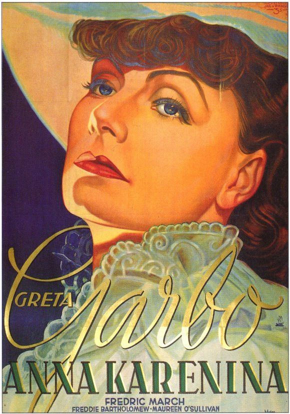 """CAST: Greta Garbo, Fredric March, Freddie Bartholomew, Maureen O'Sullivan, May Robson; DIRECTED BY: Clarence Brown; PRODUCER: David O. Selznick; Features: - 11"""" x 17"""" - Packaged with care - ships in s"""
