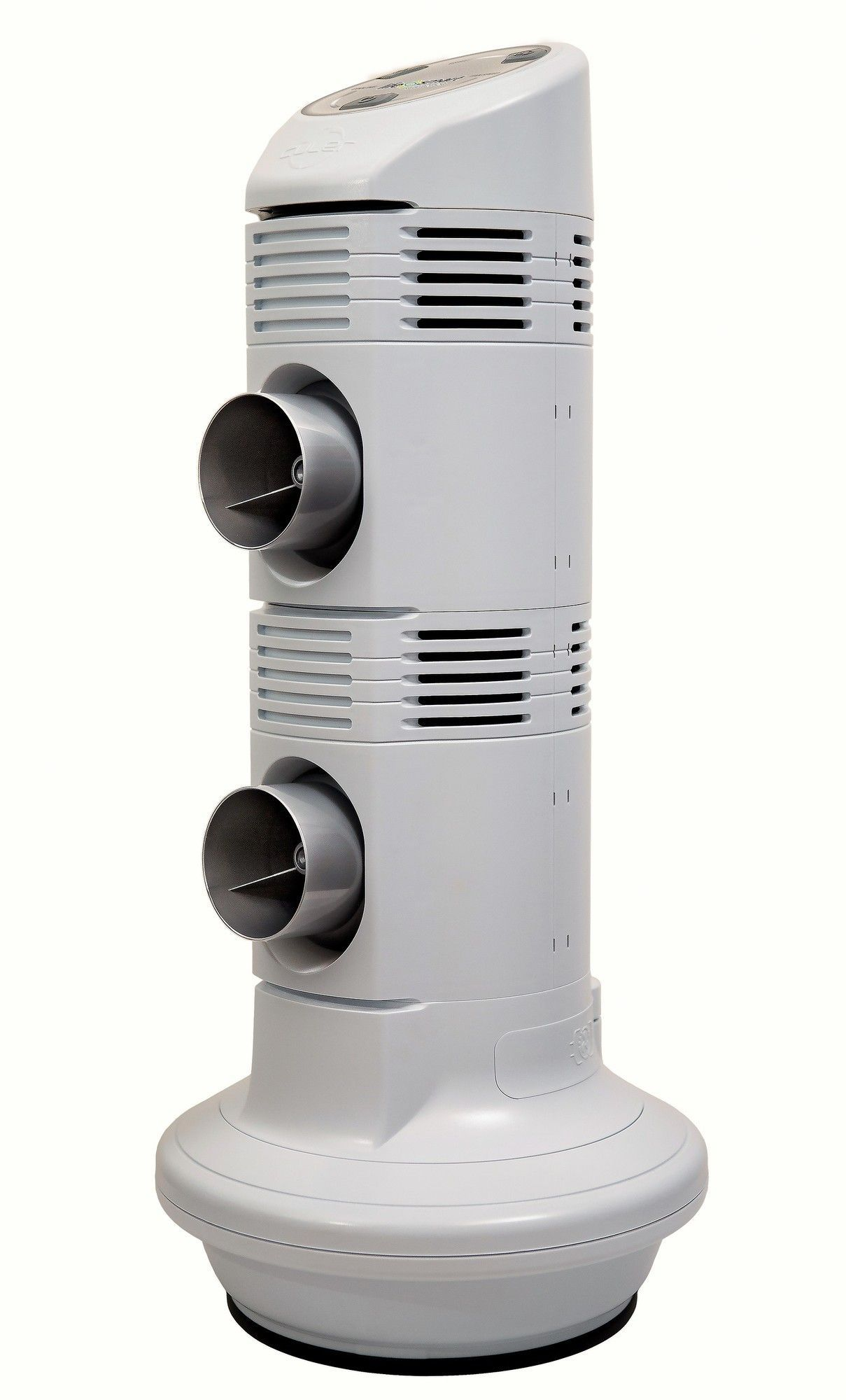 Features Compatible with AC or DC power sources (DC
