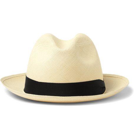 Lock   Co Hatters Straw Panama Hat Cappelli Di Vestito da841f7ff0af