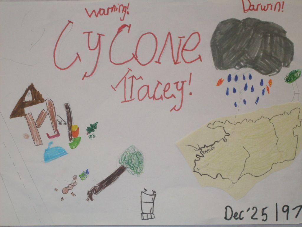 Cyclone Tracy Hit Darwin