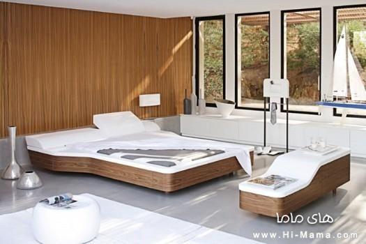 غرف نوم مودرن 2013 - Hi-Mama Modern Bed Rooms Pinterest