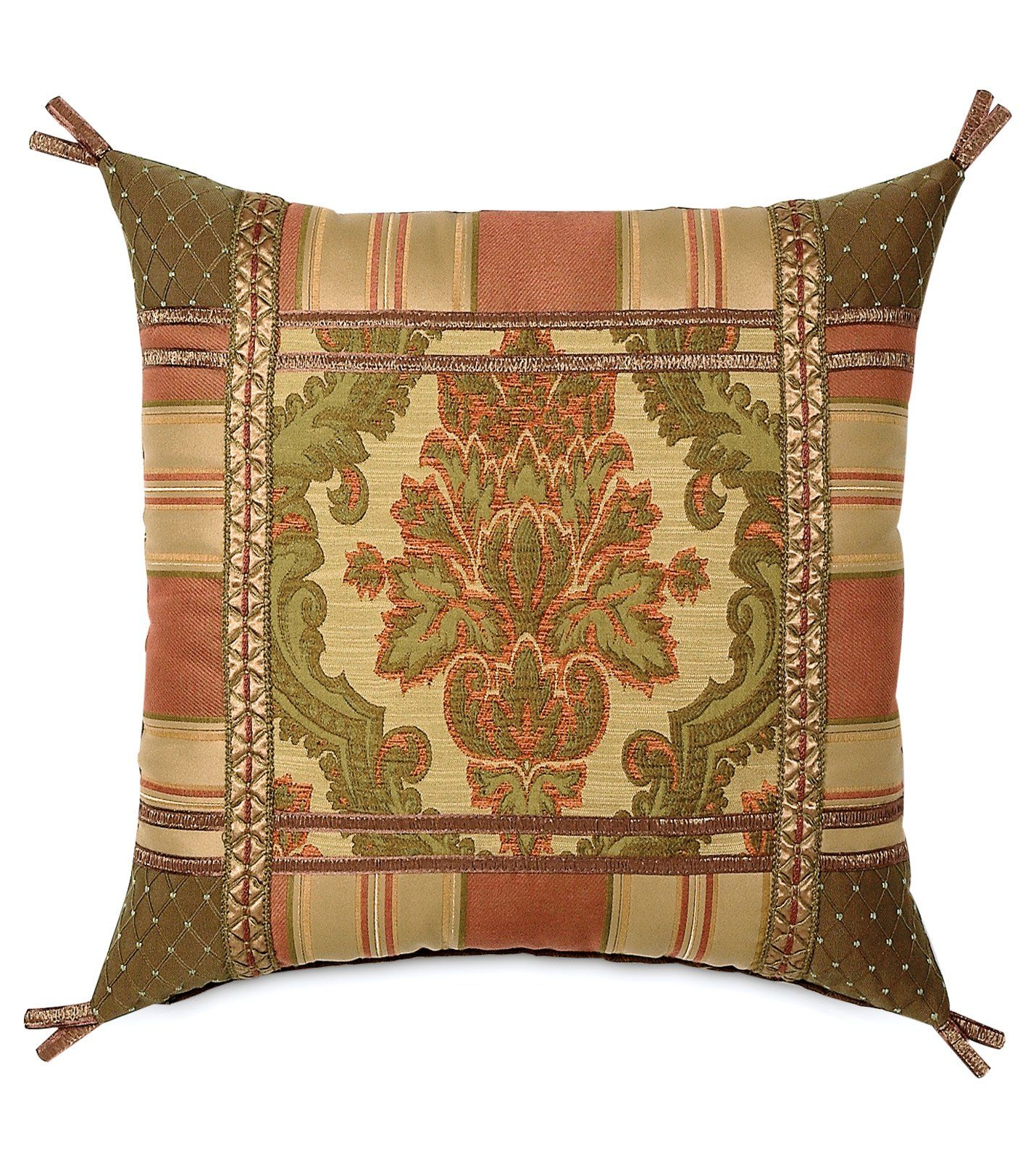 20 X20 Arosa Damask Collage Luxury Pillow Cover Auswahl Tricks