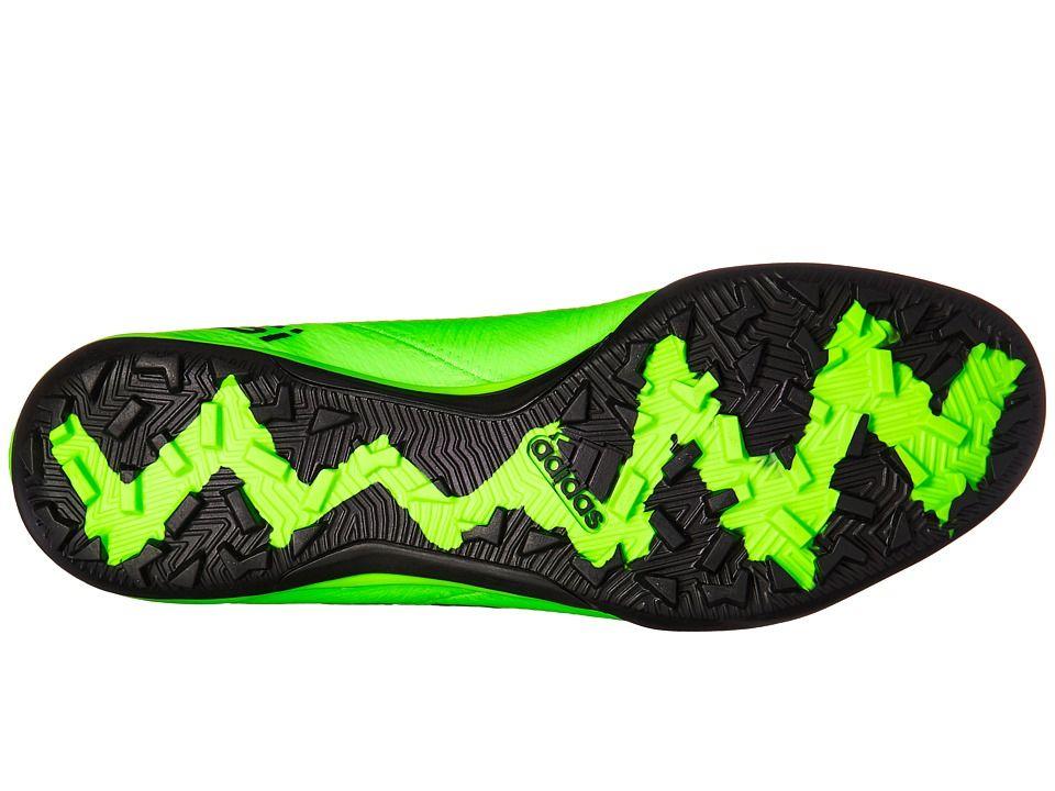 adidas Nemeziz Messi Tango 18.3 TF Men s Soccer Shoes Solar Green Black Solar  Green 5e3ddbe85