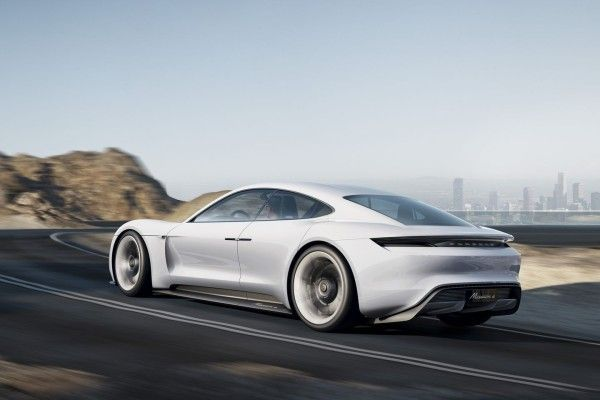 Porsche Is On A Mission With Their New Electric Powered Concept Mission E Porsche Mission Electric Sports Car