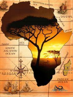 Znalezione obrazy dla zapytania africa theme | Afryka | Pinterest ...