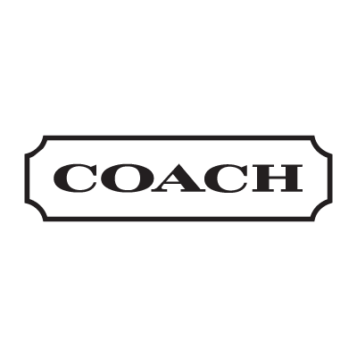 I Like The Font And The Simple Bold Letters Coach Logo Fashion Logo Branding Coach