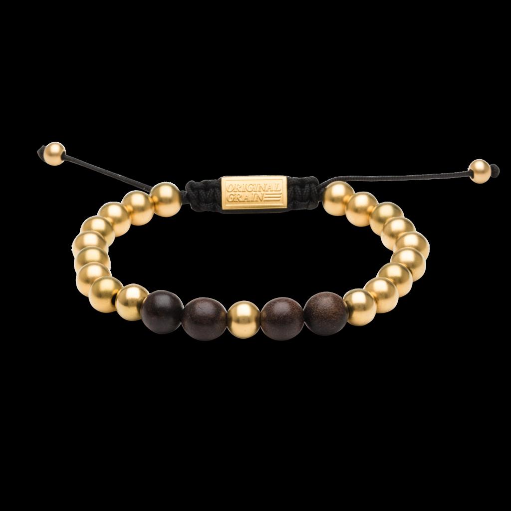 Ebony gold macrame bracelet mm fyy pinterest bracelets