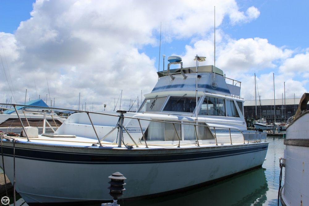 Used 1983 Aluminum Cruisers Marinette 32, Newport, Or