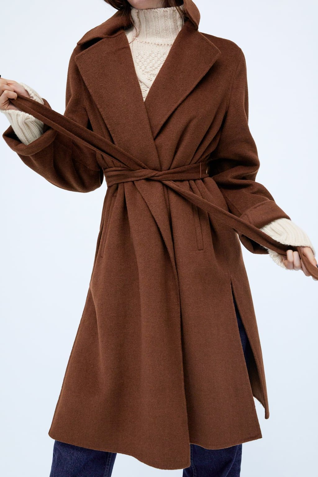 Image 5 of LONG COAT from Zara  a1f2c474380eb